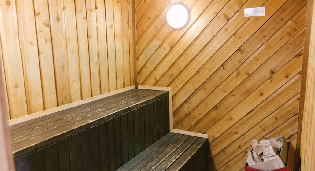 Sauna Anyone?